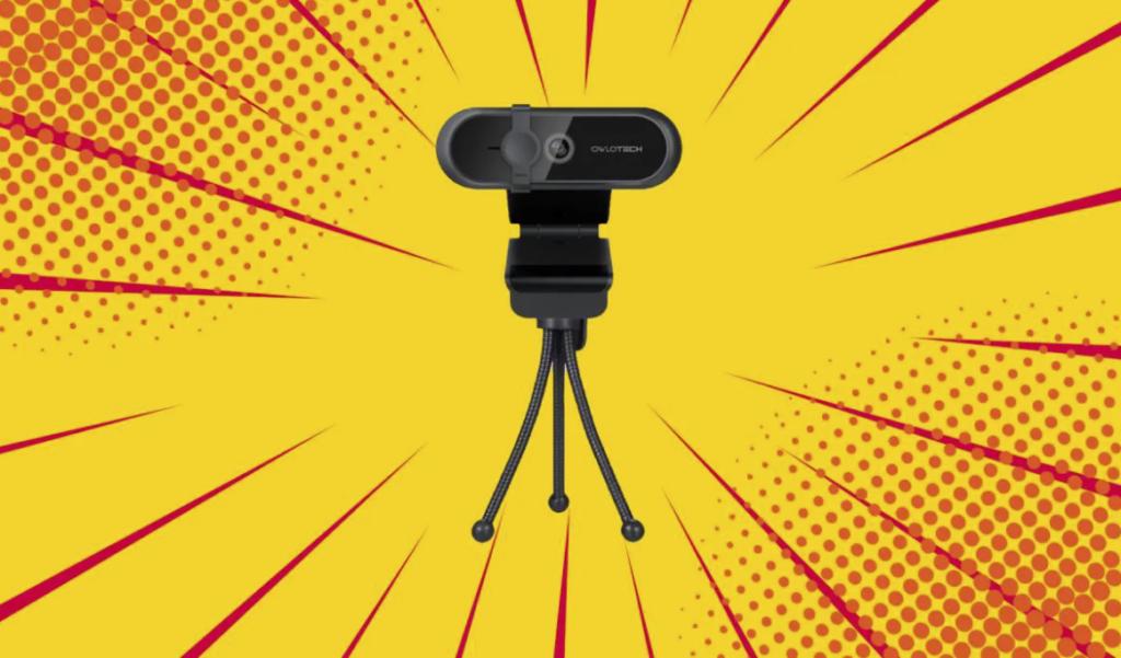 Webcam Owlotech 4k